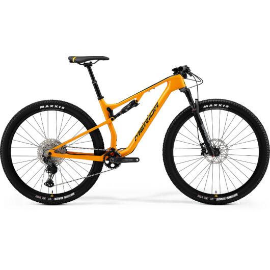 MERIDA kerékpár 2021 NINETY-SIX RC 5000 (17.5) NARANCS (FEKETE)