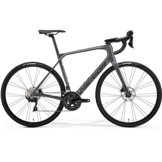 MERIDA kerékpár 2021 SCULTURA ENDURANCE 4000 (56) 4000 XL (56) SELYEM ANTRACIT(FEKETE)