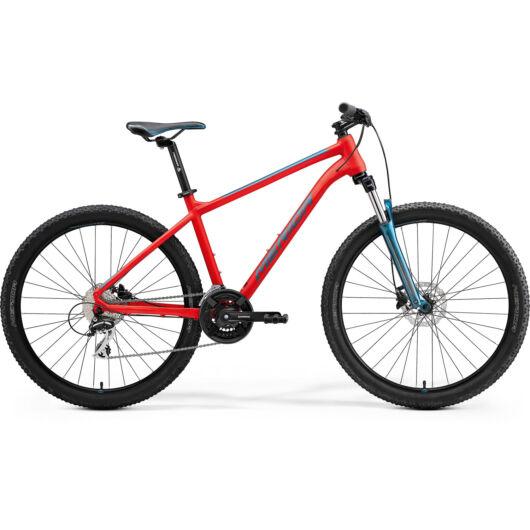 MERIDA kerékpár 2021 BIG SEVEN 20 MATT PIROS (ZÖLDESKÉK-KÉK)