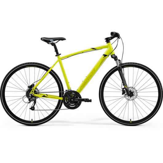 MERIDA kerékpár 2021 CROSSWAY 40 LIME(OLIVA/FEKETE)