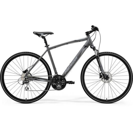 MERIDA kerékpár 2021 CROSSWAY 20 ANTRACIT(SZÜRKE/FEKETE)