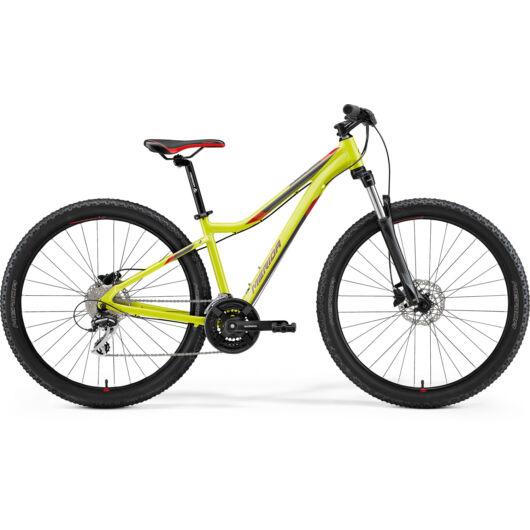 MERIDA kerékpár 2021 MATTS 7 20 LIME(PIROS)