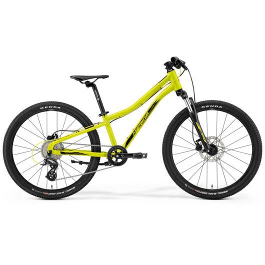 MERIDA kerékpár 2021 MATTS J.24 SÁRGA (FEKETE)