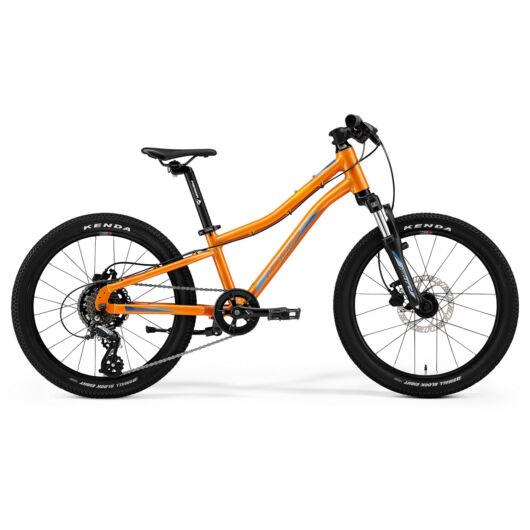 MERIDA kerékpár 2021 MATTS J.20 METÁL NARANCS (KÉK)