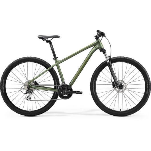 MERIDA kerékpár 2021 BIG NINE 20 MATT ZÖLD(MOHAZÖLD)