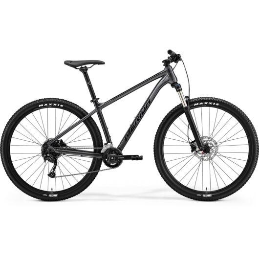 MERIDA kerékpár 2021 BIG NINE 100-2X (18.5) ANTRACIT(FEKETE)