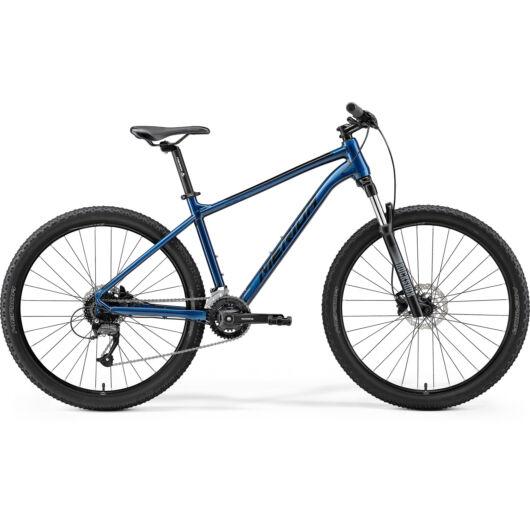 MERIDA kerékpár 2021 BIG SEVEN 60-2X KÉK(FEKETE)