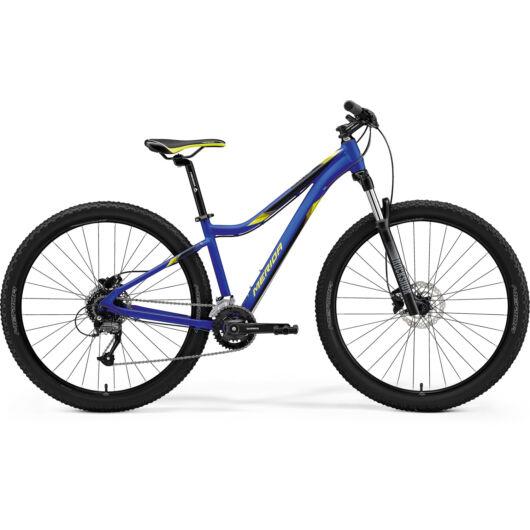 MERIDA kerékpár21 MATTS 7.60-2X MATT SÖTÉTKÉK (SÁRGA)