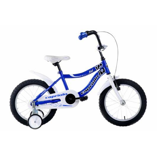 """Capriolo Kid Boy gyerek bicikli 16"""""""