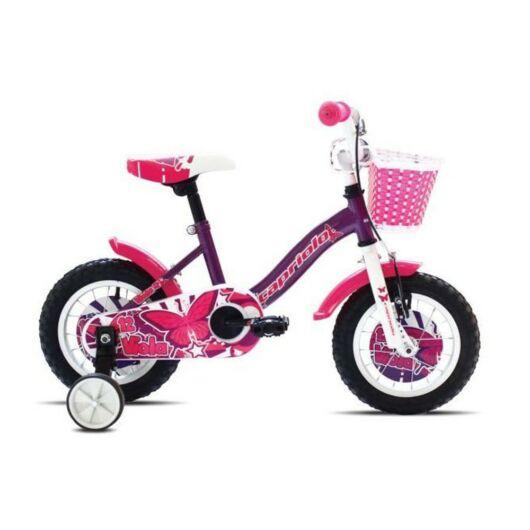 """Capriolo Viola gyerek bicikli 12"""" 2019"""