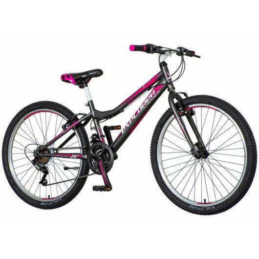 Explorer Magnito 24 grafit gyerek kerékpár
