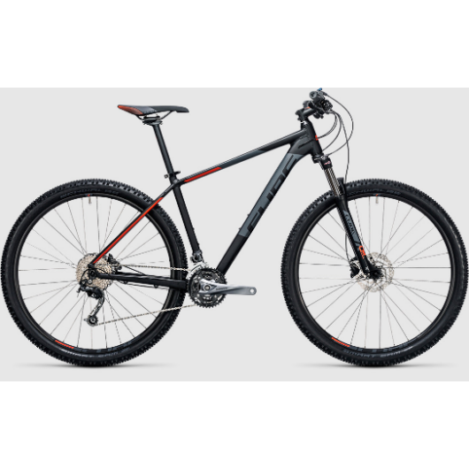"""Cube Aim SL Férfi Mountain bike 29"""" 2017"""