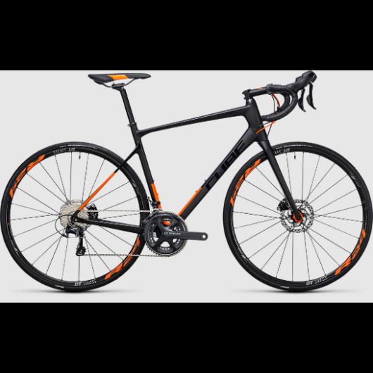 Cube Attain GTC SL Disc Férfi Országúti kerékpár 2017