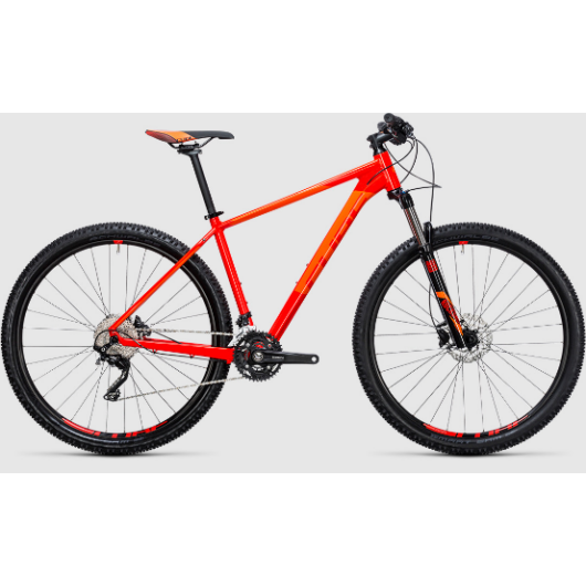 "Cube Attention Férfi Mountain bike 29"" 2017"