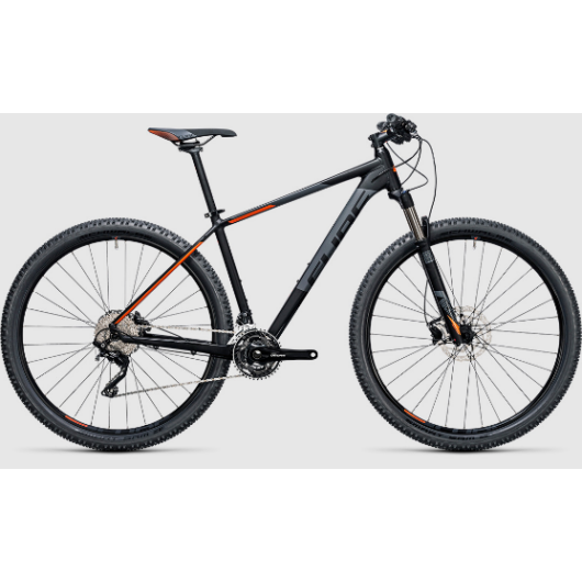 "Cube Attention SL Férfi Mountain bike 27,5"" 2017"