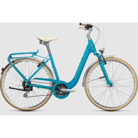 Cube Elly Ride Női Városi kerékpár 2017