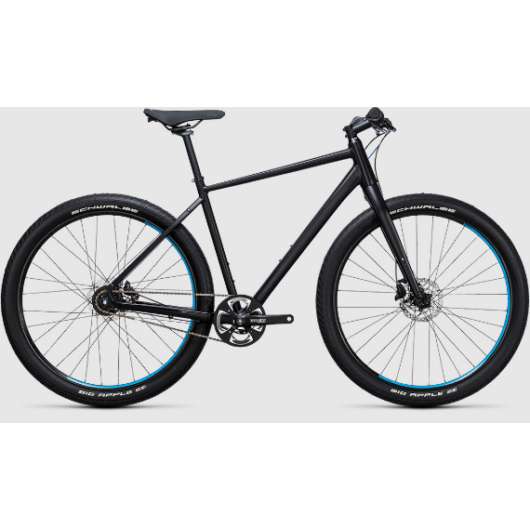 Cube Hyde Pro Férfi Városi kerékpár 2017