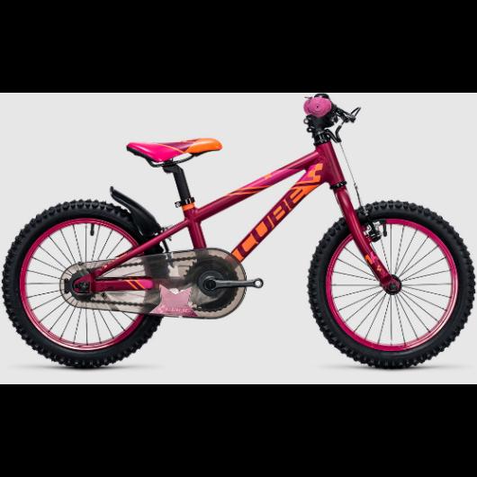 """Cube Kid 160 Girl gyerek bicikli 16"""" 2017"""