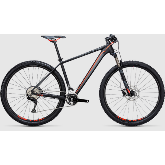 "Cube LTD Pro Férfi Mountain bike 27,5"" 2017"