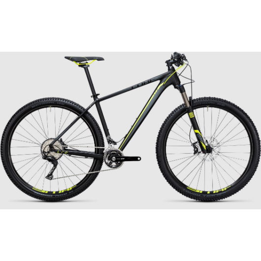 "Cube LTD Race Férfi Mountain bike 27,5"" 2017"