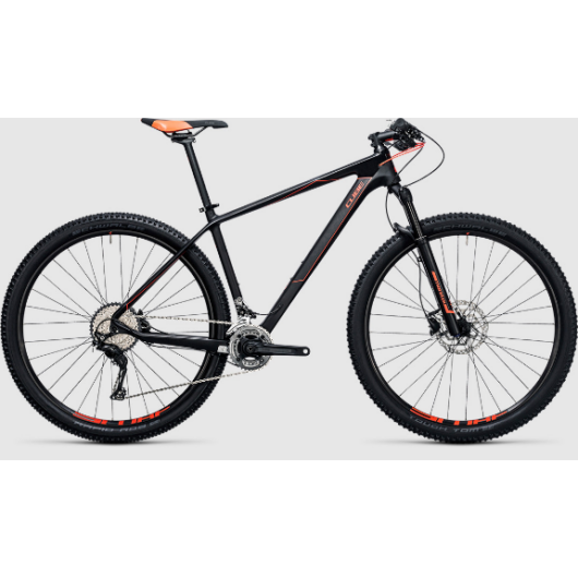 "Cube Reaction GTC Férfi Mountain bike 29"" 2017"