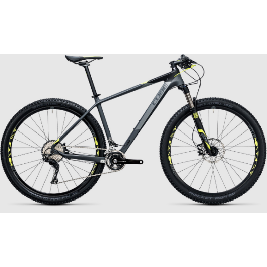 "Cube Reaction GTC Pro Férfi Mountain bike 29"" 2017"