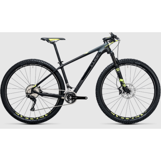 "Cube Reaction GTC SL Férfi Mountain bike 29"" 2017"