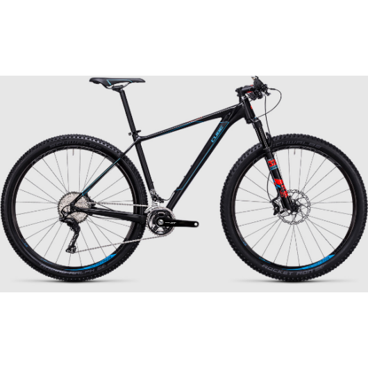 "Cube Reaction HPA SL Férfi Mountain bike 27,5"" 2017"