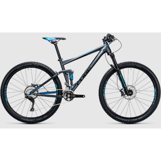 "Cube Stereo 120 HPA Race Férfi Mountain bike 27,5"" 2017"