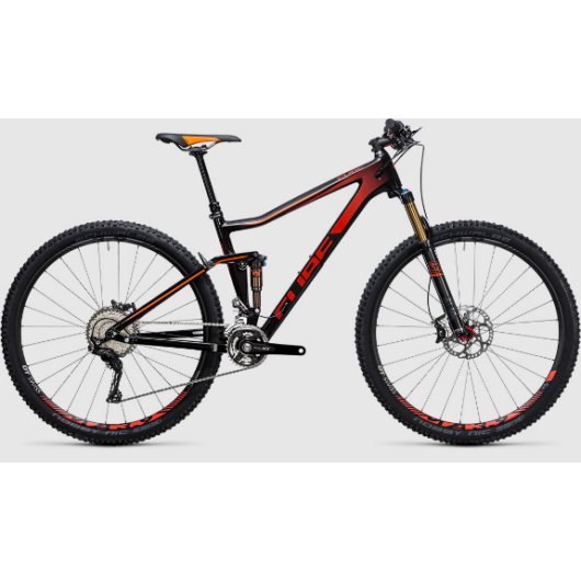 "Cube Stereo 120 HPC SL Férfi Mountain bike 29"" 2017"