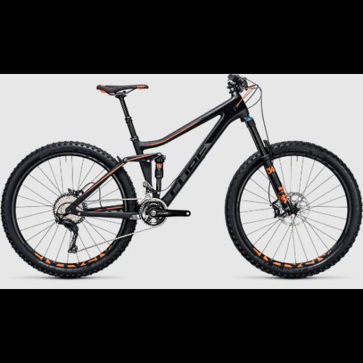 """Cube Stereo 140 C:62 Race Férfi Mountain bike 27,5"""" 2017"""