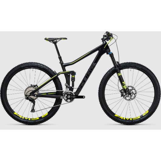 "Cube Stereo 140 C:62 SL Férfi Mountain bike 29"" 2017"