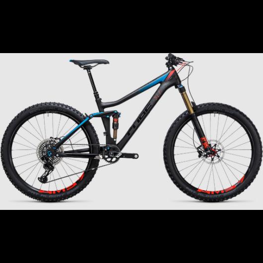 "Cube Stereo 140 C:68 SLT Férfi Mountain bike 27,5"" 2017"