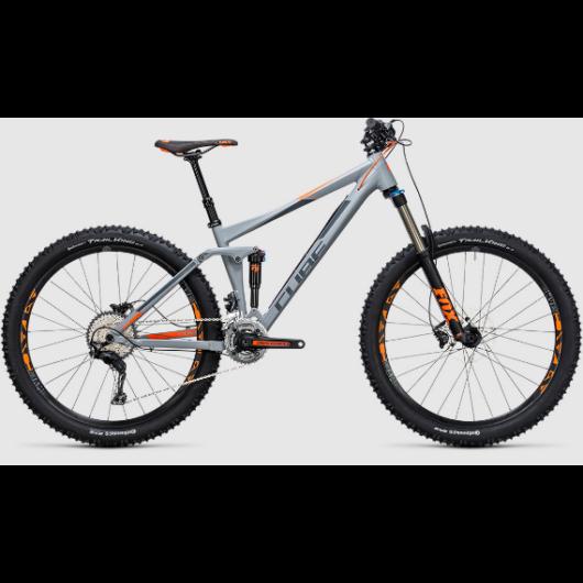"Cube Stereo 140 HPA Pro Férfi Mountain bike 27,5"" 2017"