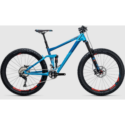 "Cube Stereo 150 HPA SL Férfi Mountain bike 27,5"" 2017"