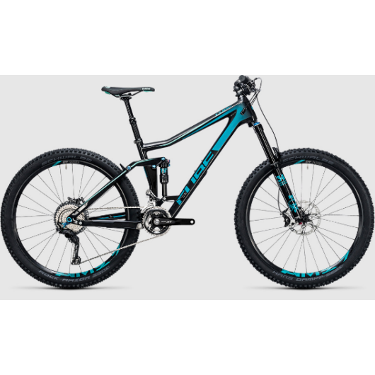 "Cube Stereo 160 C:62 Race Férfi Mountain bike 27,5"" 2017"