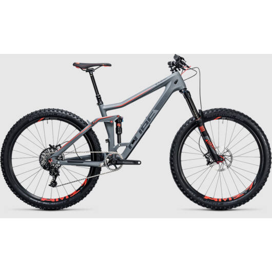 "Cube Stereo 160 C:62 SL Férfi Mountain bike 27,5"" 2017"