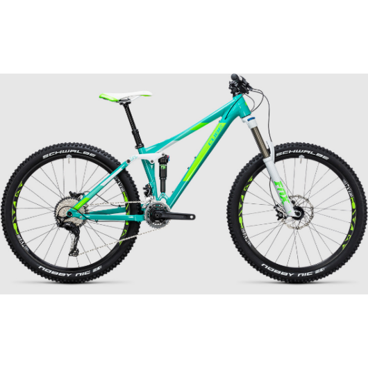 "Cube Sting WLS 140 Race Női Mountain bike 27,5"" 2017"
