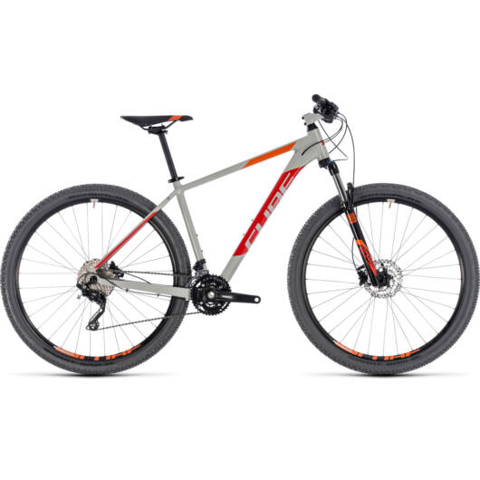 "Cube Attention Férfi Mountain bike 27,5"" 2018"