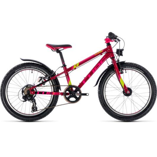 "Cube Kid 200 Allroad Girl gyerek bicikli 20"" 2018"