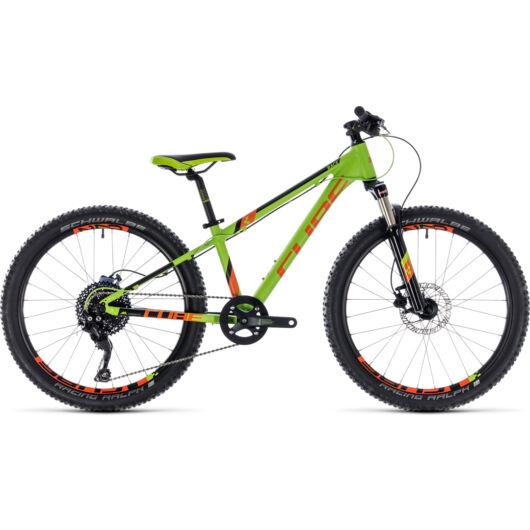 """Cube Kid 240 Race 24"""" kerékpár 2018"""
