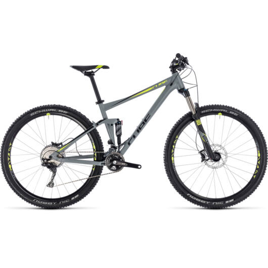 "Cube Stereo 120 Pro férfi mountain bike 27,5"" 2018"