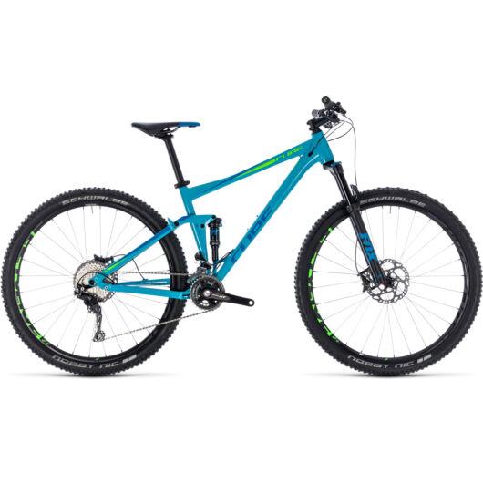 """Cube Stereo 120 Race férfi mountain bike 27,5"""" 2018"""