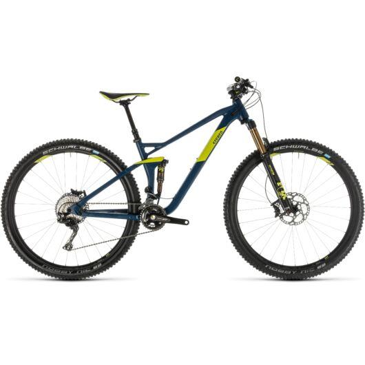 """Cube Stereo 120 SL férfi mountain bike 29"""" 2019"""