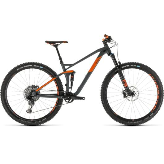 "Cube Stereo 120 TM férfi mountain bike 29"" 2019"