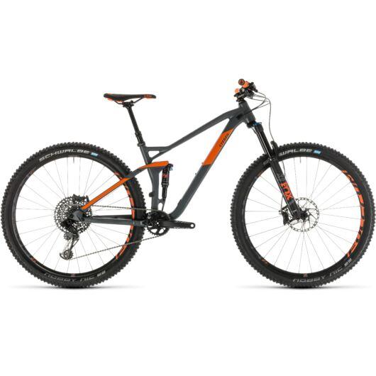 """Cube Stereo 120 TM férfi mountain bike 29"""" 2019"""