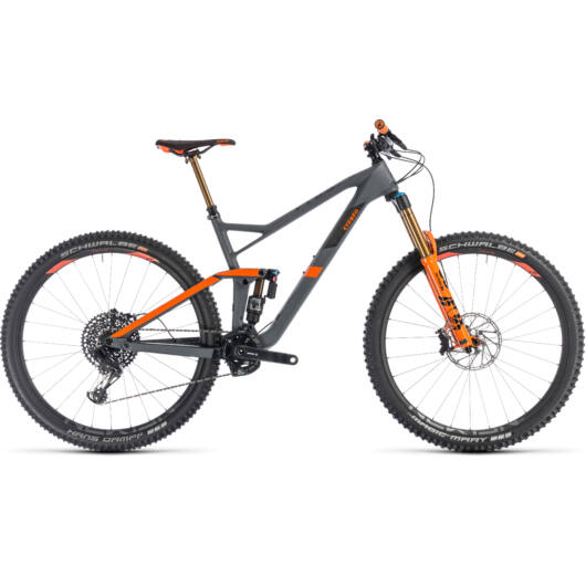 """Cube Stereo 150 C:68 TM férfi mountain bike 29"""" 2019"""