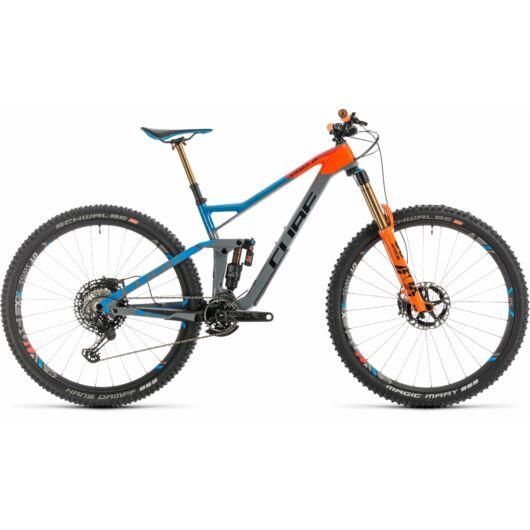 """Cube Stereo 150 C:68 Action Team férfi mountain bike 29"""" 2019"""