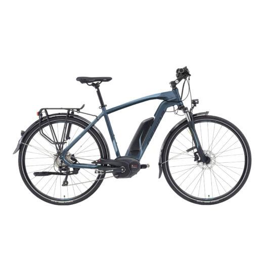 Gepida ALBOIN 1000 28'' Férfi Pedelec Kerékpár 2019 Matt acélkék 30192240-52B