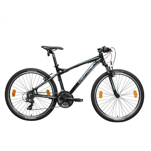Gepida MUNDO 26'' Unisex Mountain Bike Kerékpár 2020 Fekete 302000 30-15A